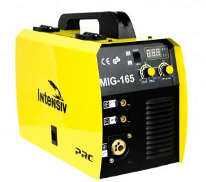 Aparat de sudura invertor Intensiv MIG 165, 30-160A, MIG-MAG/MMA, GAS/NO GAS, electrozi 1.6mm - 3.2mm bazici/rutilici/supertit0