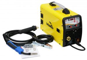 Aparat de sudura invertor Intensiv MIG 175, 20-160A, MIG-MAG/MMA, TIG DC, GAS/NO GAS, FLUX 1mm, electrozi 1.6mm - 3.2mm bazici/rutilici/supertit4