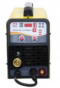 Aparat de sudura invertor Intensiv MIG 175, 20-160A, MIG-MAG/MMA, TIG DC, GAS/NO GAS, FLUX 1mm, electrozi 1.6mm - 3.2mm bazici/rutilici/supertit1
