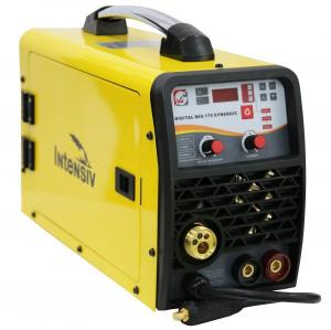 Aparat de sudura invertor Intensiv MIG 175, 20-160A, MIG-MAG/MMA, TIG DC, GAS/NO GAS, FLUX 1mm, electrozi 1.6mm - 3.2mm bazici/rutilici/supertit0