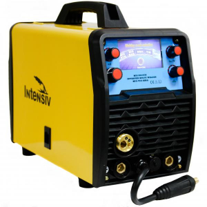 Aparat de sudura invertor Intensiv DIGI MIG 200 SYNERGIC, 10-200A, MIG-MAG/TIG/MMA, GAS/NO GAS, sarma/FLUX 0.6-1.2mm0