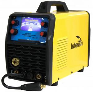Aparat de sudura invertor Intensiv DIGI MIG 200 SYNERGIC, 10-200A, MIG-MAG/TIG/MMA, GAS/NO GAS, sarma/FLUX 0.6-1.2mm2