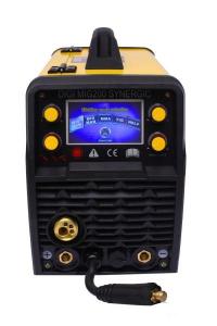 Aparat de sudura invertor Intensiv DIGI MIG 200 SYNERGIC, 10-200A, MIG-MAG/TIG/MMA, GAS/NO GAS, sarma/FLUX 0.6-1.2mm1