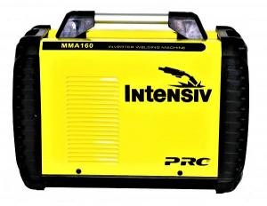 Aparat de sudura invertor Intensiv ARC 160 EVO, 20-160A, MMA, electrozi 1.6mm-4mm, bazici/rutilici/supertit2
