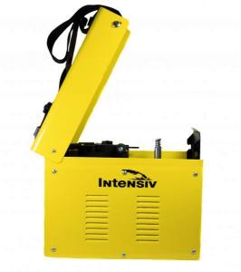 Aparat de sudura transformator Intensiv MIG 130, 60-120A, MIG/MAG, sarma FLUX2