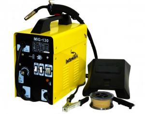 Aparat de sudura transformator Intensiv MIG 130, 60-120A, MIG/MAG, sarma FLUX1
