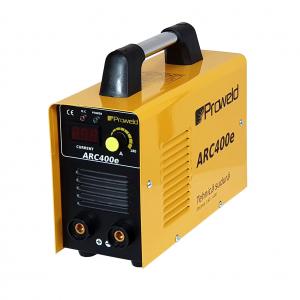 Aparat de sudura invertor ProWELD ARC400e, 20-180A, 7KvA, MMA, electrozi 1.6mm-4mm, bazici/rutilici/supertit1