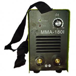 Aparat de sudura invertor ProWELD MMA-180I, 20-180A, 7KvA, electrozi 2.5mm/3.2mm, bazici/rutilici/supertit1
