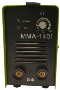Aparat de sudura invertor ProWELD MMA-140I, 20-120A, 5.5KvA, electrozi 2.5mm/3.2mm, bazici/supertit1