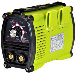 Aparat de sudura invertor ProWELD ROC-140I, 20-140A, 5.5KvA, electrozi 2.5mm/3.2mm, bazici/rutilici/supertit1