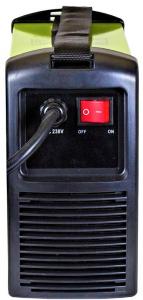 Aparat de sudura invertor ProWELD MMA-160PI, 20-160A, 6KvA, electrozi 2.5mm/3.2mm, bazici/rutilici/supertit2