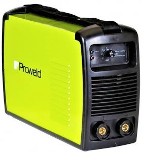 Aparat de sudura invertor ProWELD MMA-160PI, 20-160A, 6KvA, electrozi 2.5mm/3.2mm, bazici/rutilici/supertit0