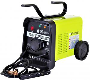 Aparat de sudura transformator ProWELD BX1-200CP1, 75-200A, 11.2KvA, MMA, electrozi 2.5mm-5mm, rutilici/supertit1