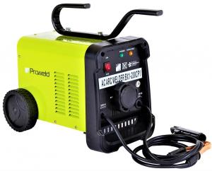 Aparat de sudura transformator ProWELD BX1-200CP1, 75-200A, 11.2KvA, MMA, electrozi 2.5mm-5mm, rutilici/supertit0