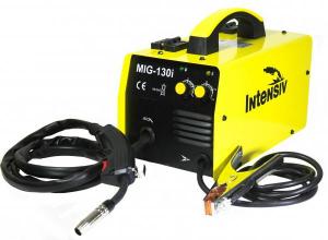 Aparat de sudura invertor Intensiv MIG 130i, 30-125A, MIG/MAG, sarma FLUX [1]