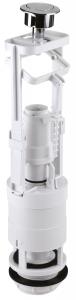 Armatura universala(Mecanism golire rezervor WC) FERRO 495.P, cu apasare pentru rezervor wc, crom0
