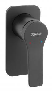 Baterie ingropata dus FERRO Stratos BSC7PABL, negru0