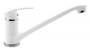Baterie stativa spalator FERRO Metalia 57 57091.1, alb/crom0