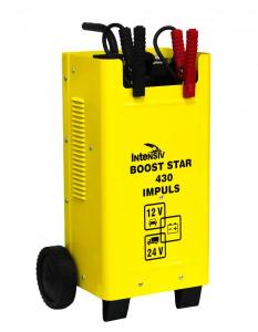 Redresor auto (robot de pornire) Intensiv BOOST STAR 430 IMPULS, 12/24V, 400A MAX, 260A Demaraj0