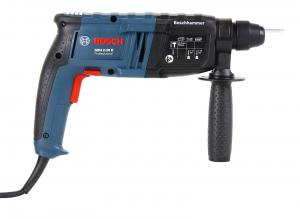 Ciocan rotopercutor Bosch GBH 2-20 D, 650W, 1.7J, 1300rpm, SDS-Plus, 3 functii2