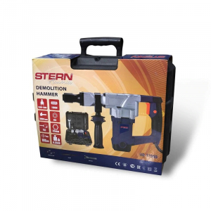 Ciocan demolator Stern HB1700B, 1100W, 15J, 3900 batai, hexagon 35mm [2]