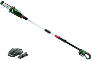 Drujba electrica crengi (emondor) cu acumulator Bosch UniversalChainPole 18, 18V, 2.5Ah, 4 m/s0