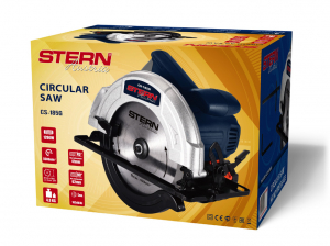Fierastrau Circular Stern CS185G, 1200W, 5500rpm, 185mm1