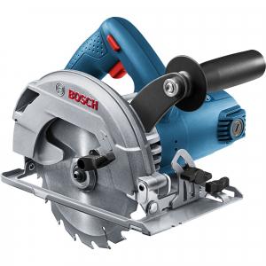 Fierastrau circular Bosch GKS 600, 1200W, 5200 rpm, 165mm