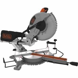 Fierastrau circular stationar Black & Decker BES700, 1600W, 5000 RPM , 21.6 cm, 62 mm, 0-45 grade0