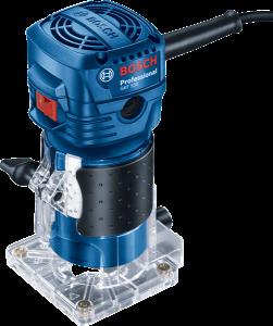 Pachet Fierastrau pendular Bosch GST 700 si Masina de Frezat Bosch GKF 5502