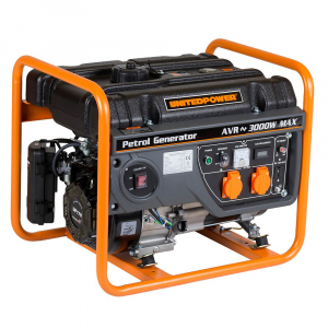 Generator curent electric pe benzina Stager GG 3400, 2.600 W1