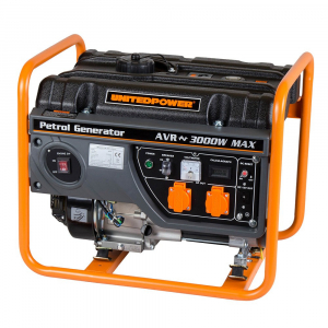 Generator curent electric pe benzina Stager GG 3400, 2.600 W2