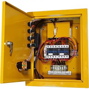 Generator curent electric automat pe benzina Stager FD 3600E+ATS, 2.8KW, pornire electrica, kit automatizare3