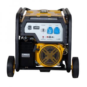 Generator curent electric pe benzina Stager FD 7500E, 6Kw, pornire electrica2