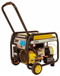 Generator curent electric pe benzina Stager FD 3600E, 2.800W, pornire electrica [0]