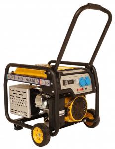 Generator curent electric pe benzina Stager FD 3600E, 2.800W, pornire electrica [1]