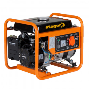 Generator curent electric pe benzina Stager GG 1356, 1.100 W, Autonomie 7.5 h0