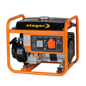 Generator curent electric pe benzina Stager GG 1356, 1.100 W, Autonomie 7.5 h1