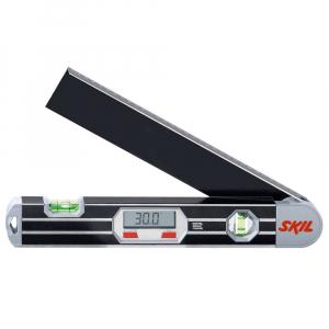 Goniometru digital SKIL F0150580AA, ± 0,5 grade, ecran digital