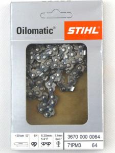 """Lant drujba (motofierastrau) Stihl 71 PM3 Picco Micro, 30cm, 1.1mm, pas 1/4""""1"""