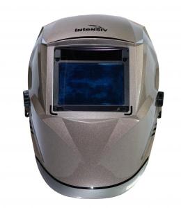 Masca de sudura automata Intensiv 9-13 Cronos, reglabil, 4 senzori, solar+baterie, 0.04ms, DIN161