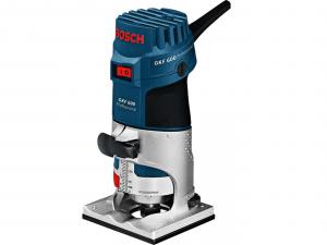 Masina de frezat Bosch GKF 600, 600W, 33000rot/min [0]