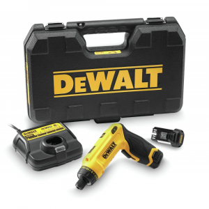 Masina de insurubat DeWALT DCF680G2, 7.2 V, 1 Ah, 4 Nm, 2 acumulatori, incarcator0