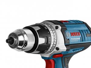 Masina de gaurit si insurubat cu percutie (bormasina) Bosch GSR 36 VE-2-LI, 1800 rpm, 36 V, 100 Nm, acumulatori inclusi [2]