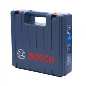 Masina de insurubat cu impact (bormasina) cu acumulator Bosch GDS 250-LI, 2400 RPM, 18V, 3 Ah, 2 acumulatori si incarcator2