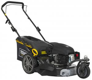 Masina de tuns iarba pe benzina Texas Premium 4675W, 3CP, 46cm, 60L [0]