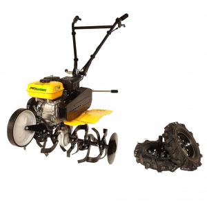 Motosapa benzina (motocultor) ProGARDEN PRO 7, 7CP, 85CM, roti, lame, discuri1