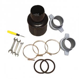 """Motopompa diesel ProGARDEN PD30, 5CP, 35m3/h, 80mm/3"""", apa curata3"""
