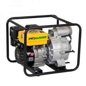 "Motopompa pe benzina ProGARDEN GTP80, 5CP, 65m3/h, 80mm/3"", apa murdara [0]"