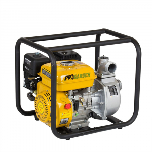 "Motopompa pe benzina ProGARDEN PB225C, 5CP, 25m3/h, 50mm/2"", apa curata0"